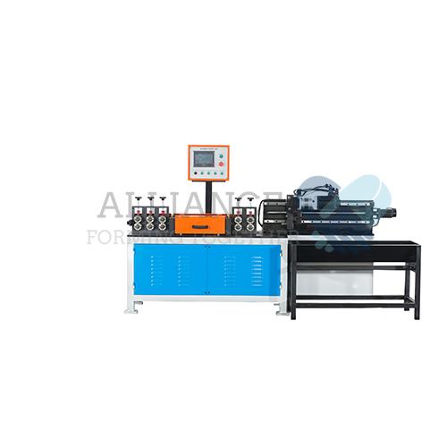 Máquina de enderezado y corte de alambre de 4 ejes CNC de alta precisión