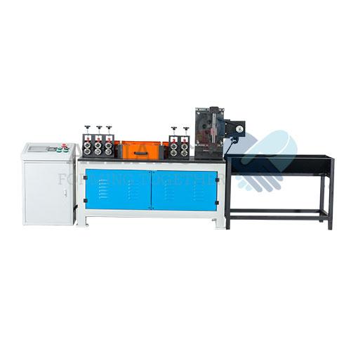 Máquina de enderezado y corte de alambre de 3 ejes CNC de alta velocidad