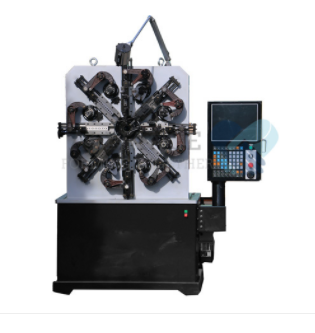 WF45 1.8 4.5mm 3 4axis CNC cam wire forming machine