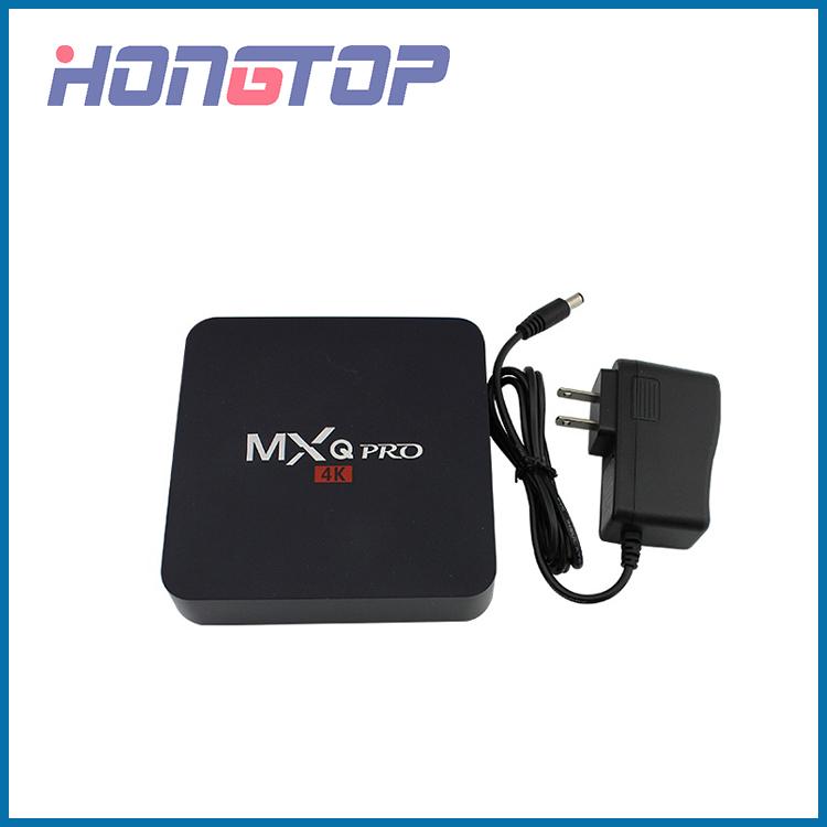 MXQ-PRO RK3229 অ্যান্ড্রয়েড টিভি বক্স