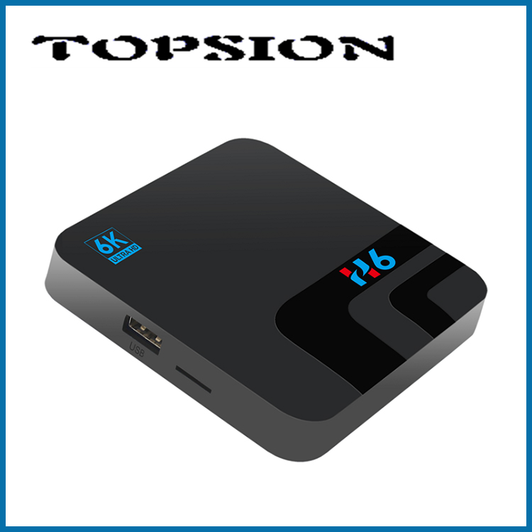 Lecteur multimédia Android TOPSION H6