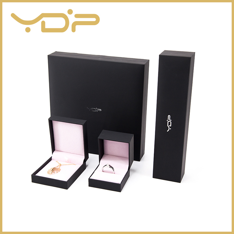 Plastic Jewelry Gift Box