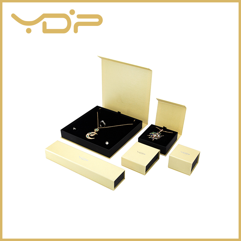 Book Style Jewelry Packaging Box
