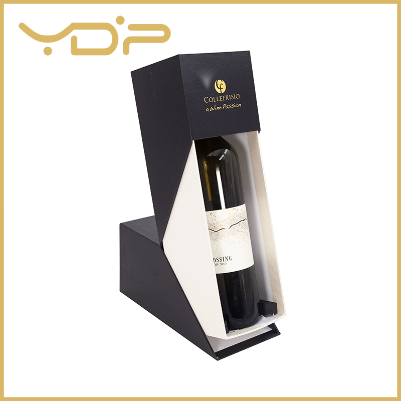 Presentation Cardboard Wine Box