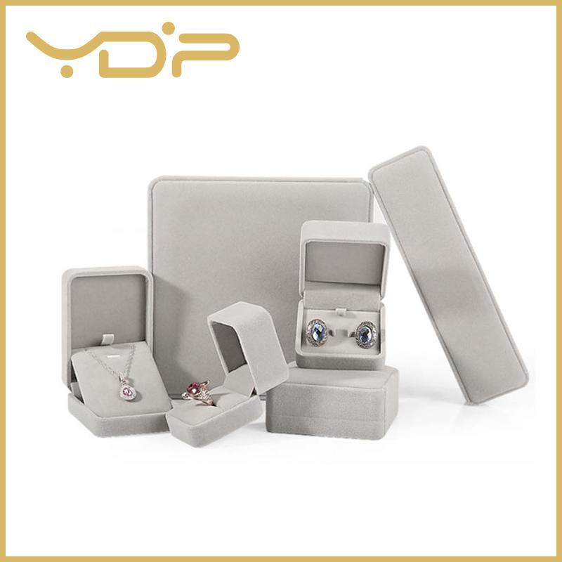Microfiber Jewelry Box