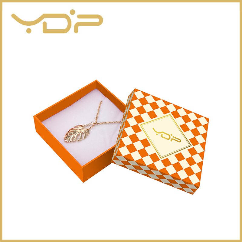 Creative Design Paper Box From Jewelry Box