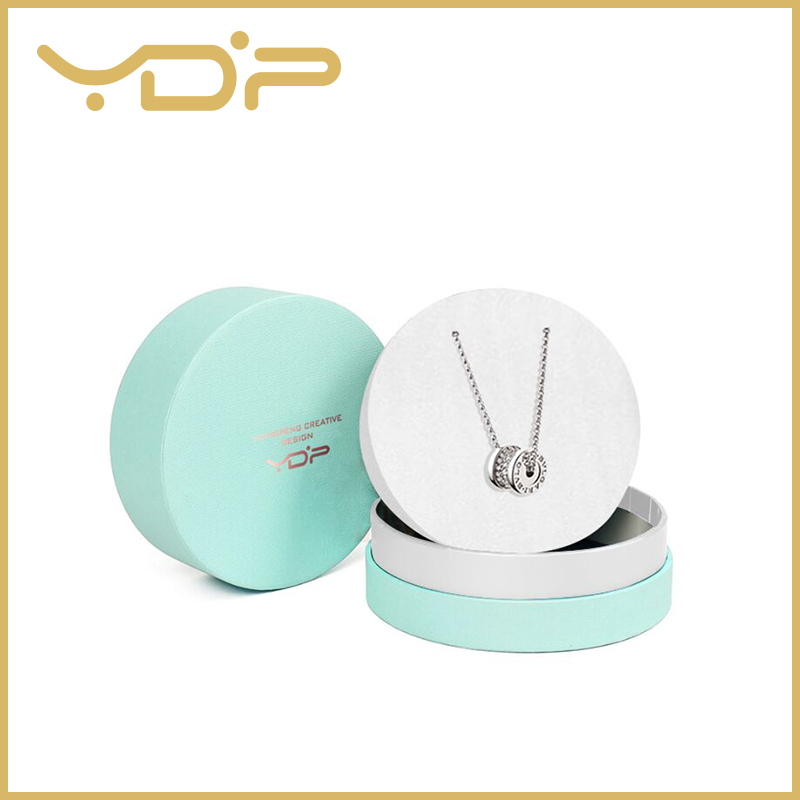 Round Jewelry Box Packaging