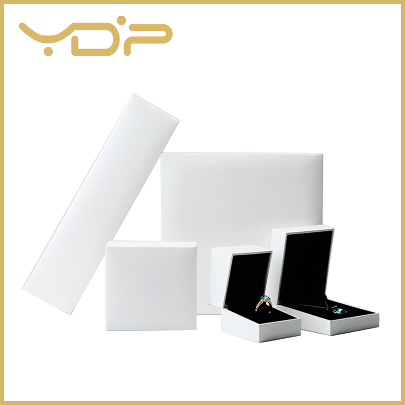 White Jewelry Gift Boxes
