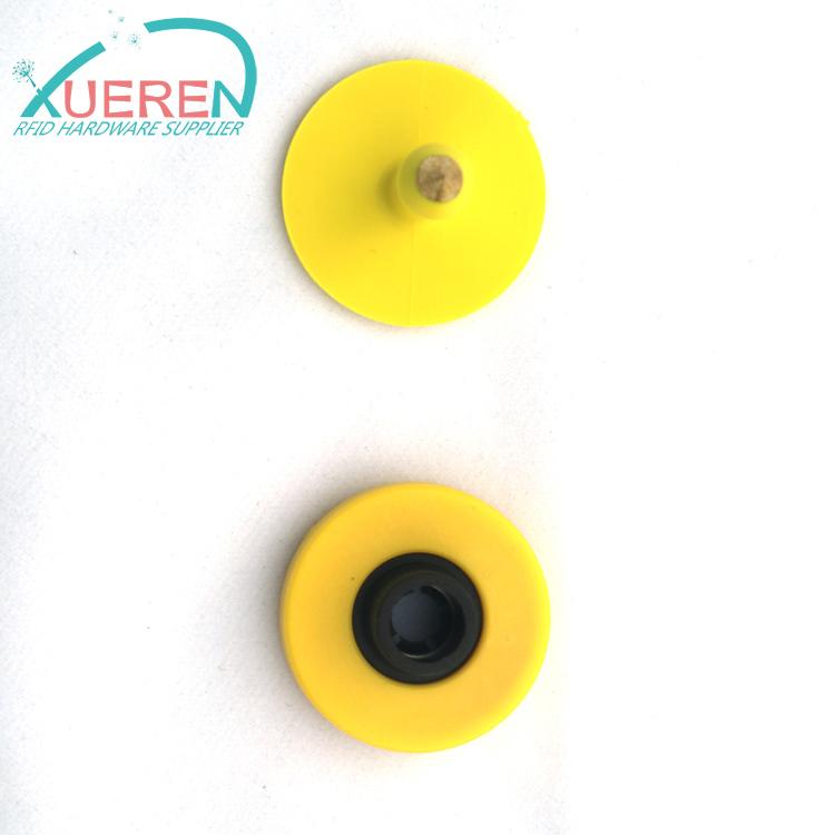 Circular UHF RFID Animal Tag for Animal Tracking