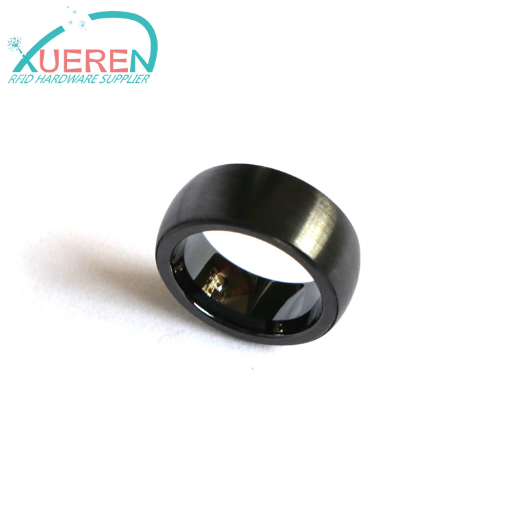 Ceramic NFC Ring – The Original Programmable Smart Ring NFC Device