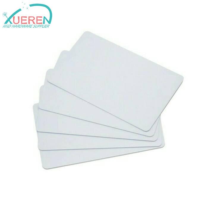 Blank RFID PVC Card