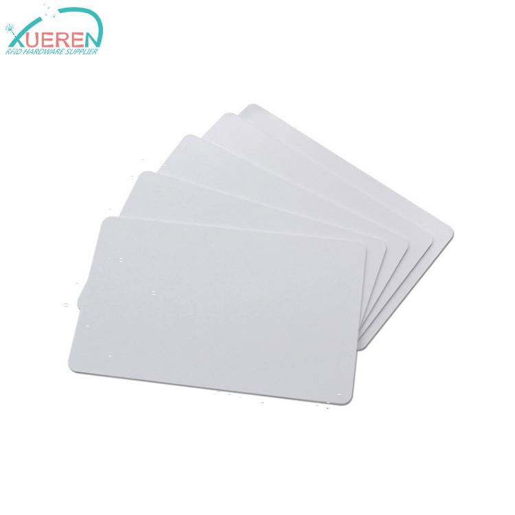 PVC Rfid Card Ntag213 Ntag215 Nfc Blank Card