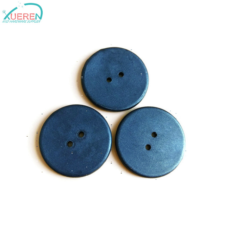 UHF PPS Button RFID Laundry Tag