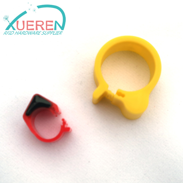 UHF RFID Foot Ring for Poultry Farming