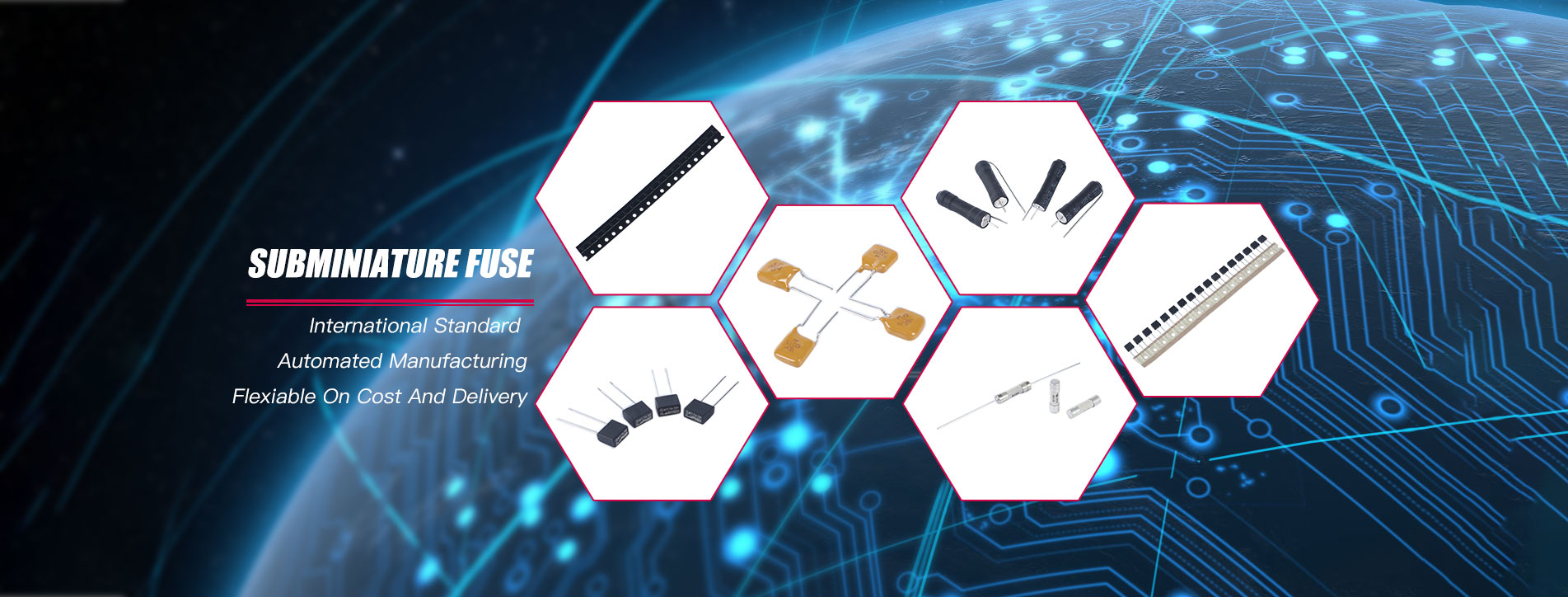 How to order fuse from us ?