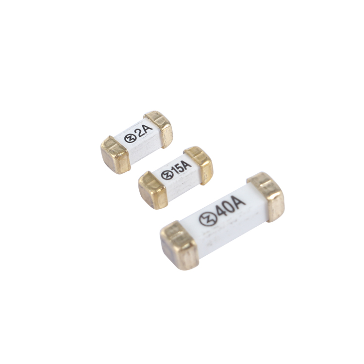 250V Ceramic Slow Blow Surface Mounted Fuse
