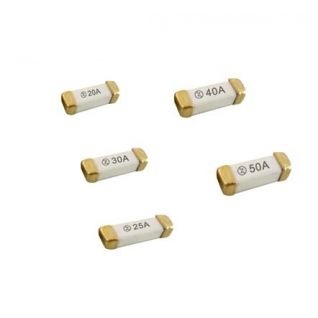 Fast Acting Large Current Surface Mounted Fuse