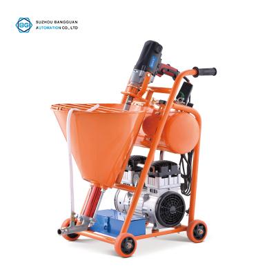 Máquina de pulverización multifuncional BG-830