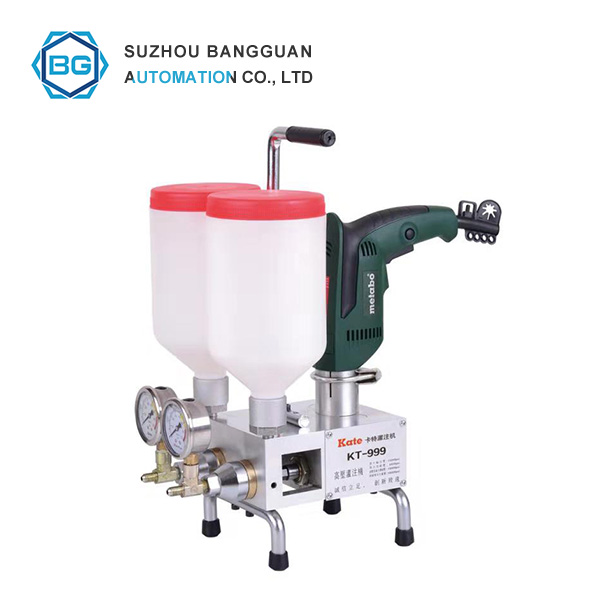 Two Components Epoxy High Pressure Crack Injection Pump