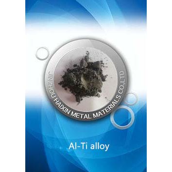 AlTi Aluminum titanium alloy