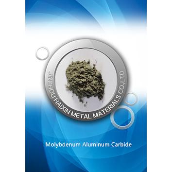 Carburo de molibdeno de aluminio