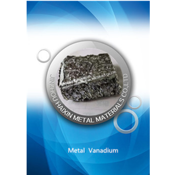 V Metal Vanadium