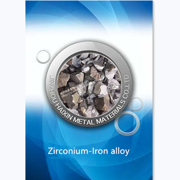 FeZr Zirconium Iron Alloy