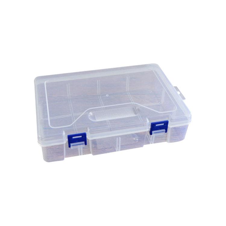 Plastic Cube Tool Storage Boxes
