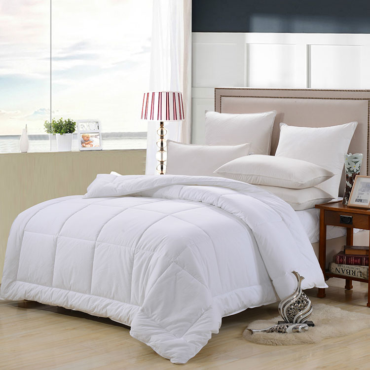 Hotel Winter Super Soft Duvet Down Comforter Bed Quilt