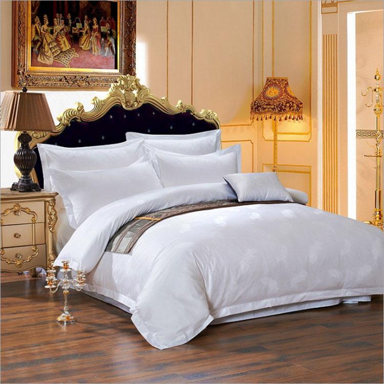 Спален комплект от жакард с пет звезди за хотел