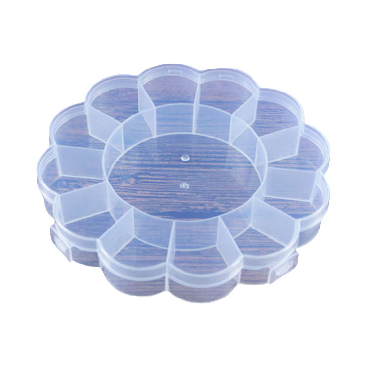 Storage Box Plastic Beads Display