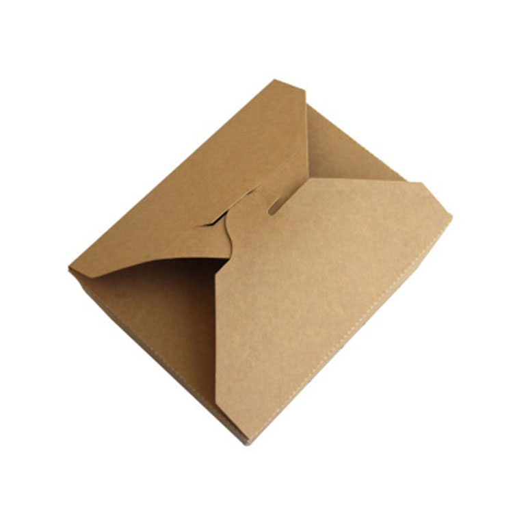 Disposable Paper Meal Box
