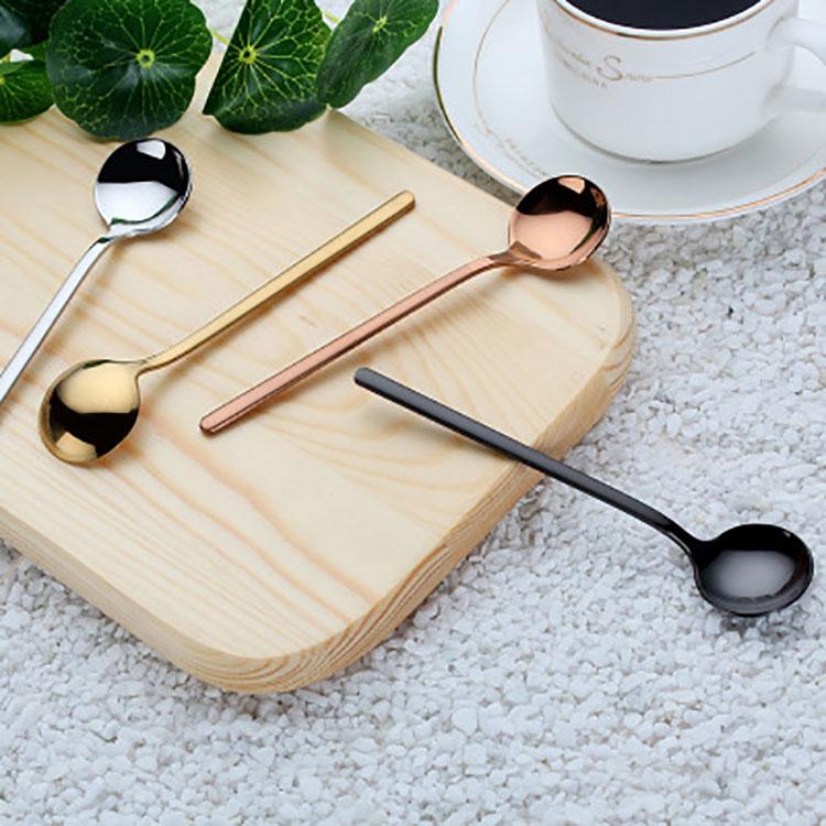 Metal Set Tea Coffee Stirring Spoon
