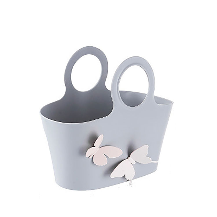 Shopping Portable Kitchen Home Laundry Basket Storage