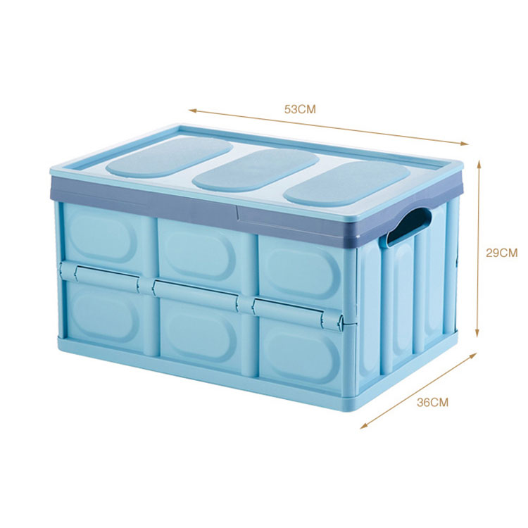 Foldable Home Clothes Storage Box