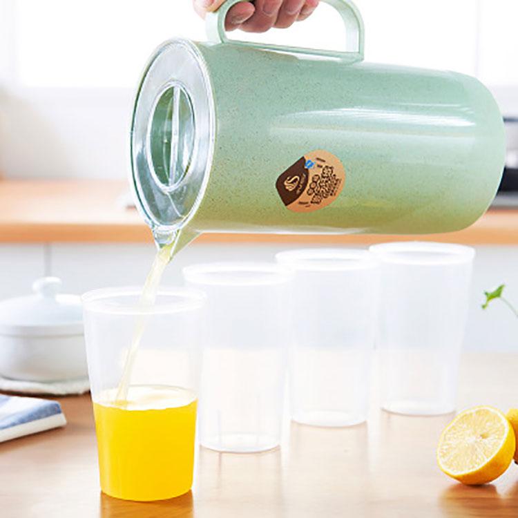 Water Bottle Kettle Set