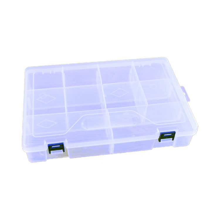 Plastic Container Box With Lid