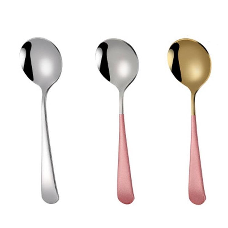 Cutlery Spoon Set Stainless Steel
