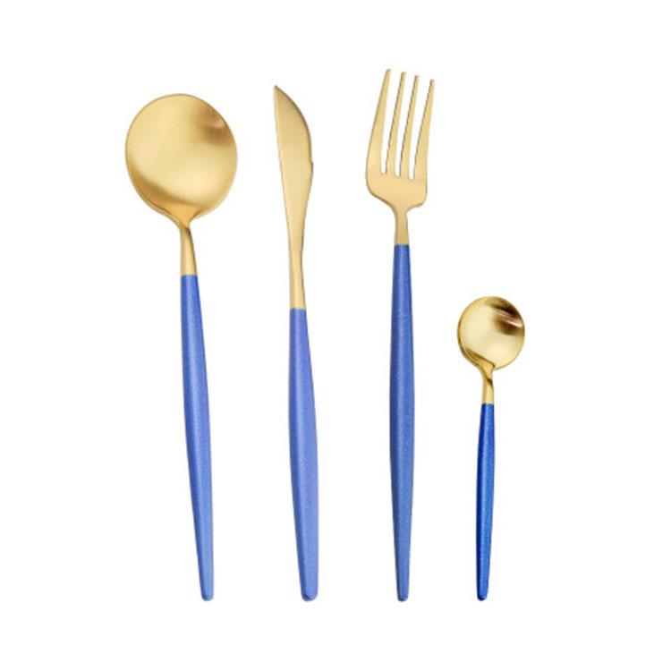 Tableware Stainless Steel Western Food Set