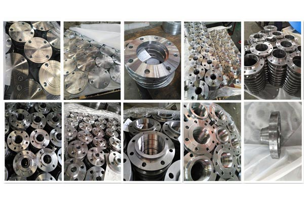 Common types of Forged Flanges popular on the market