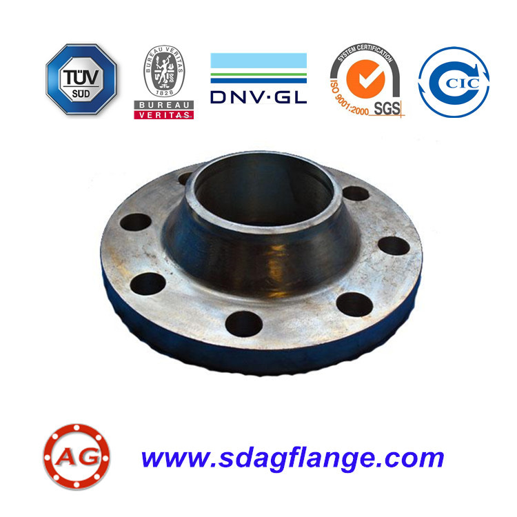 A105 Ansi B16.5 150 Lbs Welding Neck Flanges