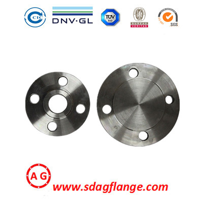 ANSI 3m RF Blind Flange Top Best Sale