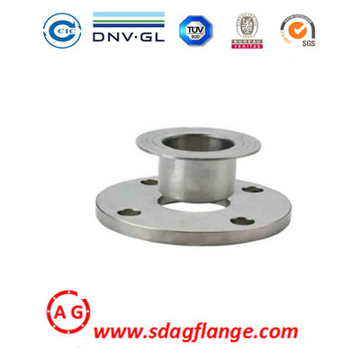 ANSI B16.5 Class150 Lap Joint Flange Steel Pipe Flange