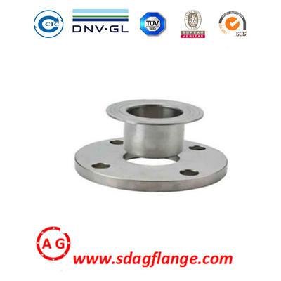 ANSI B16.5Class150ラップジョイントフランジ鋼管フランジ