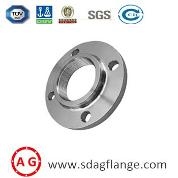 ANSI B16.5 Class 150 Threaded Flange