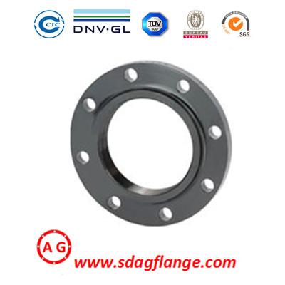 Flangia a saldare per presa in acciaio al carbonio forgiato ASTM A 105