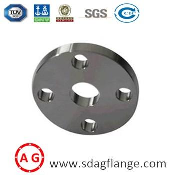 Flangia piastra ASTM A105 B16.5 RF