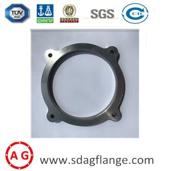 CNC炭素鋼JISフランジVSトイレフランジ