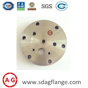 Flangia standard per raccordi per tubi Asme di macchine CNC