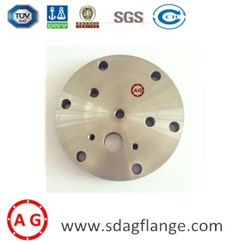 CNC stroje Asme Standard Pipe Fitting Flange